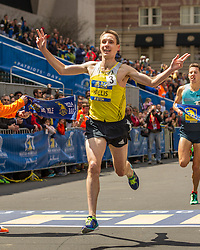 BAA Invitational Road Mile, Nick Willis wins