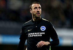 Glenn Murray of Brighton & Hove Albion - Mandatory by-line: Robbie Stephenson/JMP - 07/04/2017 - FOOTBALL - Loftus Road - Queens Park Rangers, England - Queens Park Rangers v Brighton and Hove Albion - Sky Bet Championship