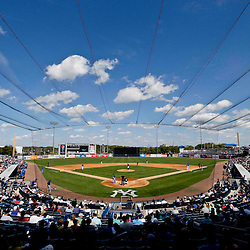 Feb 28, 2013; Tampa, FL, USA; A general view for a spring training game between the Toronto Blue Jays and the New York Yankees at George Steinbrenner Field. Mandatory Credit: Derick E. Hingle-USA TODAY Sports