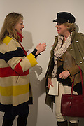 KIMBERLY DUROSS; VENETIA NEVILL Behind the Silence. private view  an exhibition of work by Paul Benney and Simon Edmondson. Serena Morton's Gallery, Ladbroke Grove, W10.  4 November 2015.