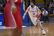 Ariel Filloy<br /> Nazionale Italiana Maschile Senior - 2019 FIBA Basketball World Cup Qualifiers<br /> Croazia Italia Croatia Italy<br /> FIP 2017<br /> Zagabria, 26/11/2017<br /> Foto M.Ceretti / Ciamillo-Castoria