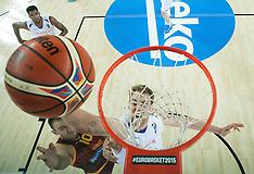 20150906 CRO: FIBA Europe Eurobasket 2015 Nederland - Macedonie, Zagreb
