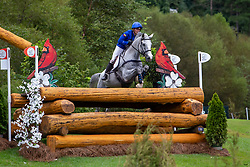 WETTSTEIN Nicolas (ECU), Meyer's Happy<br /> Tryon - FEI World Equestrian Games™ 2018<br /> Vielseitigkeit Teilprüfung Gelände/Cross-Country Team- und Einzelwertung<br /> 15. September 2018<br /> © www.sportfotos-lafrentz.de/Sharon Vandeput