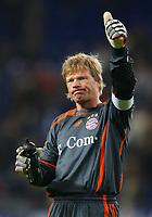 Oliver Kahn <br /> Hamburger SV - FC Bayern Munchen<br /> Vennskapskamp Friendly<br /> 20.01.07<br /> DIGITALSPORT / NORWAY ONLY