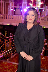 CAROLINE QUENTIN at the West End Eurovision in aid of MAD - The Make A Difference Trust held at the Dominion Theatre, 268-269 Tottenham Court Road, London on 22nd May 2014