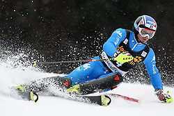 MOELGG Manfred  of Italy during the 1st Run of Men's Slalom - Pokal Vitranc 2013 of FIS Alpine Ski World Cup 2012/2013, on March 10, 2013 in Vitranc, Kranjska Gora, Slovenia.  (Photo By Vid Ponikvar / Sportida.com)
