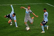 AI120484 Dunedin-Football, Newcastle United V Sydney FC 22 July 2014