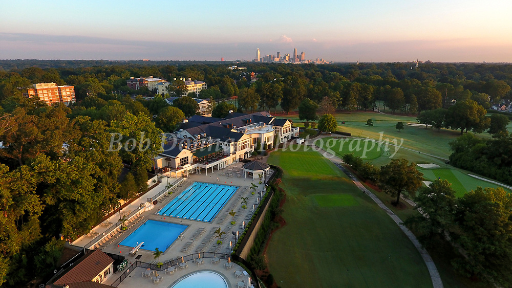 Sept. 15, 2016, Charlotte, NC, USA; Meyers Park Country Club.