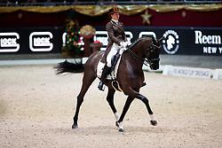 Logutenkova Inna, (UKR), Don Gregorius<br /> MEVISTO Amadeus Horse Indoor Salzburg<br /> © Hippo Foto - Stefan Lafrentz<br /> 11-12-2016