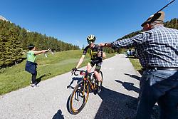 11.06.2017, Lienz, AUT, Dolomitenradrundfahrt, SuperGiroDolomiti 2017, im Bild Dominik Schickmair (M1). EXPA Pictures © 2017, PhotoCredit: EXPA/ Johann Groder