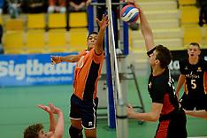 20141229 NED: Eurosped Volleybal Experience Nederland - Belgie -19, Almelo