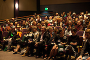 Women in Philanthropy of Ohio University documentary premier at Baker Center Theater on November 6, 2013.