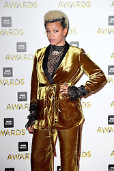 Gemma Cairney attending the BBC Music Awards at the Royal Victoria Dock, London. PRESS ASSOCIATION Photo. Picture date: Monday 12th December, 2016. See PA Story SHOWBIZ Music. Photo credit should read: Ian West/PA Wire