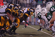 17211FootBall Vs. Teledo 11/4/04. Photos Mykal McEldowney