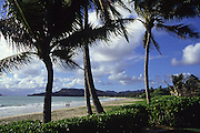 Kailua Beach, Oahu, Hawaii<br />