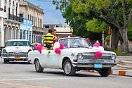 Quinceanera in Holguin, Cuba.