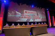 KELOWNA, CANADA - MARCH 18:  at the Kelowna Rockets Awards Ceremony on March 18, 2018 at The Kelowna Community Theatre  in Kelowna, British Columbia, Canada.  (Photo By Cindy Rogers/Nyasa Photography,  *** Local Caption ***