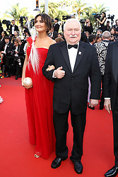 Lech Walesa attends the 'The Meyerowitz Stories' screening during the 70th annual Cannes Film Festival at Palais des Festivals on May 21, 2017 in Cannes, France. Photo by Shootpix/ABACAPRESS.COM