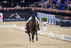 Heuitink Joyce, NED, Gaudi Vita<br /> Jumping Mechelen 2019<br /> © Hippo Foto - Sharon Vandeput<br /> 29/12/19