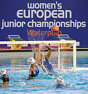 2014 Ostia WP U19  Women European Day1