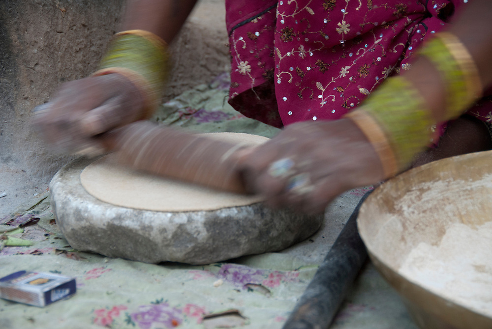 Roti is generally a South Asian bread made from stoneground wholemeal flour, traditionally known as atta flour, that originated and is consumed in India, Pakistan, Bangladesh, Nepal and Sri Lanka.