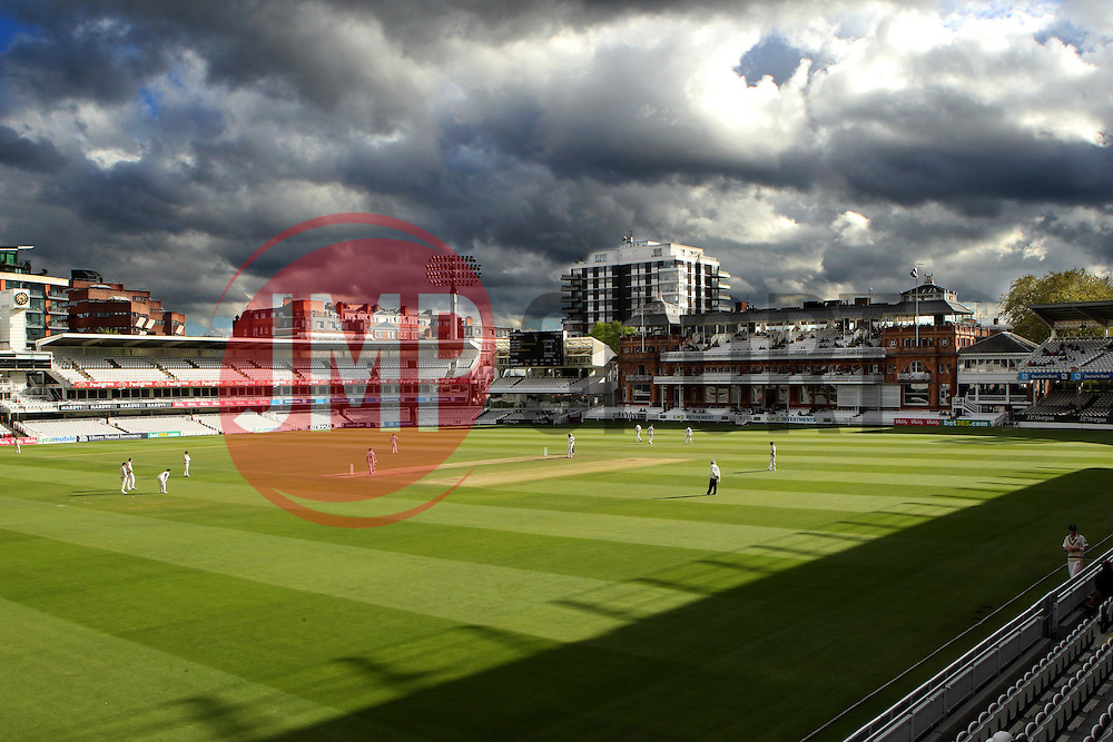 A generic view of Lords Cricket Ground - Photo mandatory by-line: Robbie Stephenson/JMP - Mobile: 07966 386802 - 03/05/2015 - SPORT - Football - London - Lords  - Middlesex CCC v Durham CCC - County Championship Division One