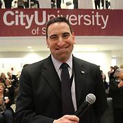 CityUniversity of Seattle Open House & Campus Dedication  Christopher Ross, VP of University of Advancement.