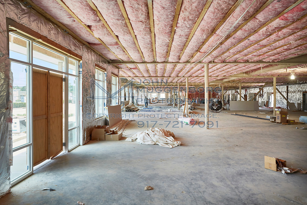 The initial visit to Rechler Equity's Greybarn development site by John Muggenborg.