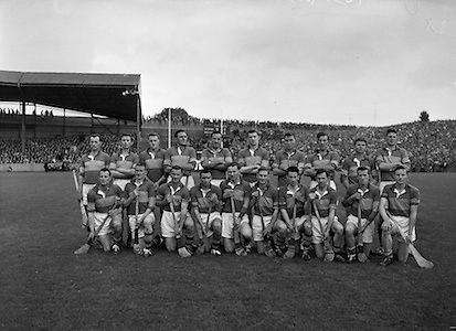 All Ireland Senior Hurling Championship Final,.04.09.1960, 09.04.1960, 4th September 1960,.Minor Tipperary v Kilkenny, .Senior Wexford v Tipperary, Wexford 2-15 Tipperary 0-11,..Senior Tipperary Hurling Team.. 04091960AISHCF,..Hurling - Incorrect Folder