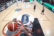Diego Flaccadori<br /> Dolomiti Energia Aquila Basket Trento - Germani Basket Brescia Leonessa<br /> Lega Basket Serie A 2016/2017<br /> PalaTrento, 23/04/2017<br /> Foto Ciamillo-Castoria / M. Brondi