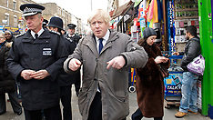 MAR 25 2013 Boris Johnson in Dalston