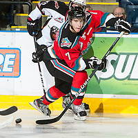 October 3 v Vancouver Giants