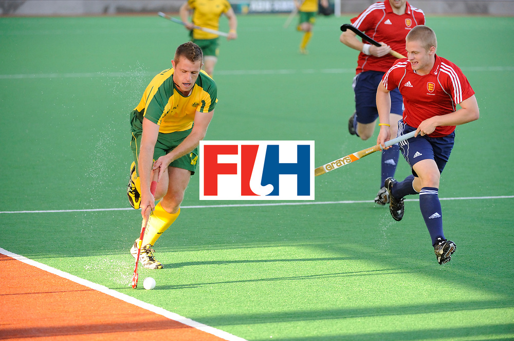 2009 CT Men- Australia v.England
