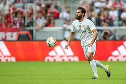 04.08.2015, Allianz Arena, Muenchen, GER, AUDI CUP, Real Madrid vs Tottenham Hotspur, im Bild Alvaro Arbeloa (Real Madrid CF #17) // during the 2015 Audi Cup Match between Real Madrid and Tottenham Hotspur at the Allianz Arena in Muenchen, Germany on 2015/08/04. EXPA Pictures © 2015, PhotoCredit: EXPA/ Eibner-Pressefoto/ Schueler<br /> <br /> *****ATTENTION - OUT of GER*****