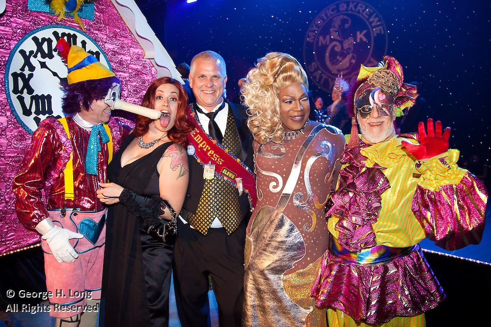 "Ursula of ""The Little Mermaid""; Satyricon Ninth Bal Masque: ""The Mickey Ball"""