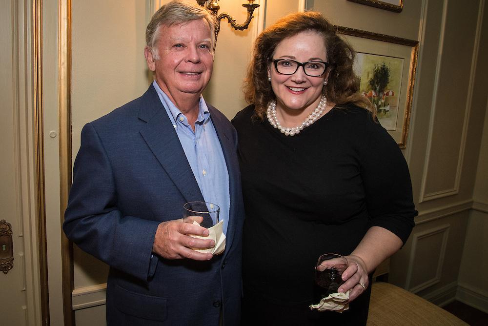 Mike and Deborah Lovett