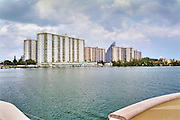 The Intracoastal Waterway is a 3,000-mile (4,800-km) waterway along the Atlantic Coast