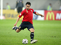 Fotball , 7. oktober 2006 , EM-kvalifisering , Hellas - Norge , <br /> Greece - Norway 0-1<br /> Euro Qual.<br /> Martin Andresen , Norge