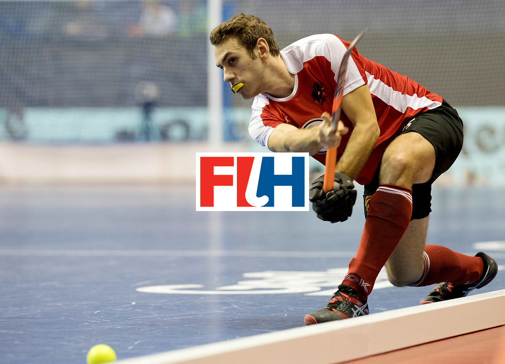 BERLIN - Indoor Hockey World Cup<br /> Men: Iran - Austria<br /> foto: <br /> WORLDSPORTPICS COPYRIGHT FRANK UIJLENBROEK