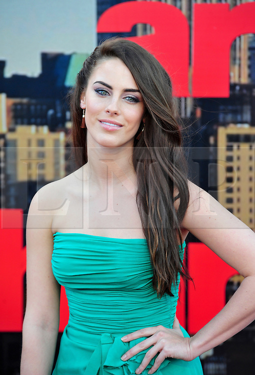 © licensed to London News Pictures. London, UK.  19/04/11. Jessica Lowndes attends the European premiere of Arthur at The O2 in London.  Please see special instructions for usage rates. Photo credit should read ALAN ROXBOROUGH/LNP