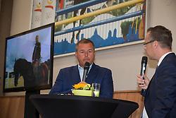 Ludo Philippaerts, (BEL) farewell from the sport<br /> Stoeterij Dorperheide - Meeuwen Gruitrode  2015<br />  © Hippo Foto - Dirk Caremans<br /> 28/04/15