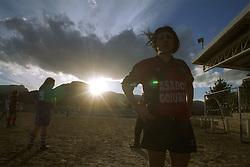 Iurreta, Pais Vasco, Spain <br /> A football match between two women&acute;s teams.&copy;Carmen Secanella.
