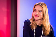 Natalia Vodianova, Founder, Naked Heart Foundation. The 2014 Stars Foundation Philanthropreneurship Forum, Regents Park, London.