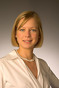 Standard executive portrait, corporate headshot, female, executive
