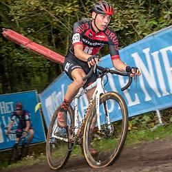 13-10-2019: Cycling: Superprestige Veldrijden: Gieten<br />Koen van DIjke