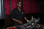 DJ MOS at ' Rising Icons ' featuring The Dream presented by Grey Goose, Complex Magazine & BET held at The Hiro Ballroom on July 30, 2009 in New York City
