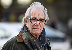 © Licensed to London News Pictures. 07/11/2019. London, UK. Film director KEN LOACH is seen in Westminster. Loach has been a strong supporter of Labour leader Jeremy COrbynA general election has been called on December 12th in an attempt to get a Brexit agreement through parliament. Photo credit: Ben Cawthra/LNP