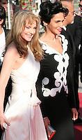 Arielle Dombasle and Farida Khelfa at the 'Nebraska' film gala screening at the Cannes Film Festival Thursday 23rd May 2013