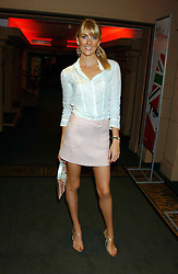 LADY EMILY COMPTON at a party to celebrate 'Made in Italy at Harrods' - a celebration of Italian fashion food and wine, design and interiors, art and photography, cinema and music, beauty and glamour.  The party was held in the Georgian Restaurant at Harrods, Knightsbridge, London on 9th September 2004.<br /><br />PICTURES LICENCED UNTIL 9/3/2004 FOR USE TO PROMOTE THE 'MADE IN ITALY' EVENT/S ONLY.
