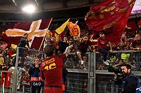 Daniele De Rossi waves supporters at the end of the match <br /> Roma 02-05-2018 Stadio Olimpico<br /> Football Calcio UEFA Champions League 2017/2018 AS Roma - Liverpool <br /> Semifinali di ritorno, Semi finals 2nd leg<br /> Foto Andrea Staccioli / Insidefoto